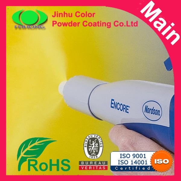 Marmer Tekstur Powder Coating