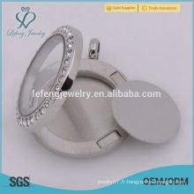Derniers nouveaux sapins ronds en acier inoxydable en acier inoxydable de 17 mm pour placette de 25 mm