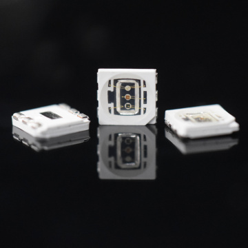 5050 SMD LED 810nm 660nm 460nm Üç çip