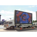 Windows Showcase Mesh Curtain LED Video Screen
