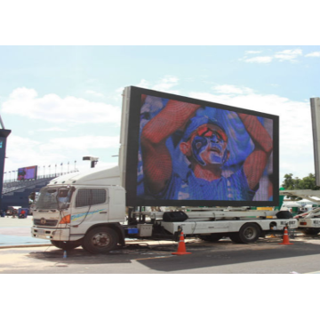 SMD3535 Display a LED per camion con schermo a LED mobile