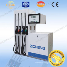 Dispensador de combustible estándar europeo