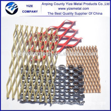 Hot dip Galvanized expanded metal/Metal net protective fence netting/Electro galvanized expanded wire mesh