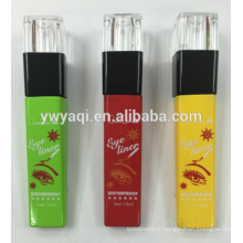 Conteneurs de maquillage sourcils crayon eyeliner liquide