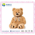 Big Plush Tan Teddy Bear