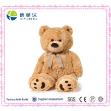 Big Plush Tan Teddy Bear