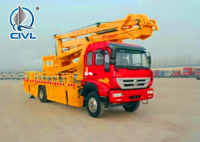 Aerial Work Truck6