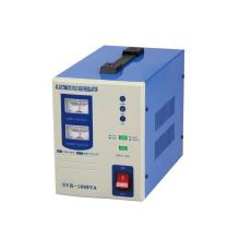 2016 Hot Sales Relay Type AVR Transformador de voltagem doméstico AC Transformador de voltagem Transformado em Yueqing Liushi Factory