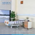 АГ-BMY001 производителя с CE Китай 3 функций медицинская купить использованы передовые дешевые гидравлический больничной койке для продажи