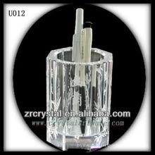 K9 Octagon Crystal Stifthalter