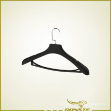 Black Plastic Clothes Hanger for Hotel
