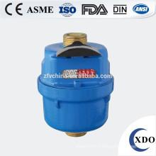 Compteur d'eau volumétrique à piston rotatif de classe C avec le meilleur prix