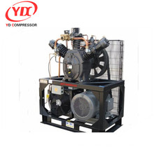 Booster 350CFM 580PSI Hengda High Pressure air compressor repair