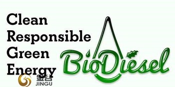 biodiesel with lower sulphur content