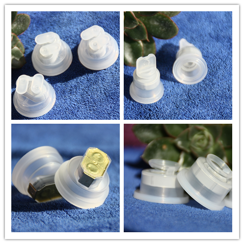 CRH Various Polypropylene Combination Caps