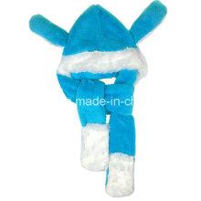 Kinder Hut Schal Handschuhe mit Lovely Ear Warm Hut integriert