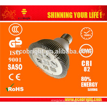 LED Spot MR16 luz 12W 2700k