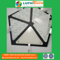 LUPHITOUCH Kaliteli LGF Backlighting Membrane Switch