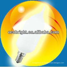 Mini vela de ahorro de energía lámpara 8000H CE calidad