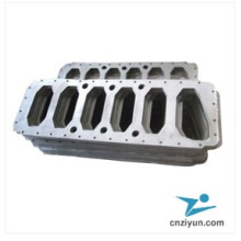 Componentes de corte por láser de acero inoxidable