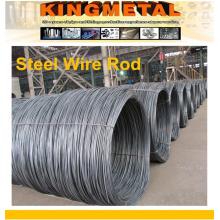 Haste de fio de aço de baixo carbono SA1008b