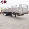40ft Side Wall  Flat Bed Semitrailer