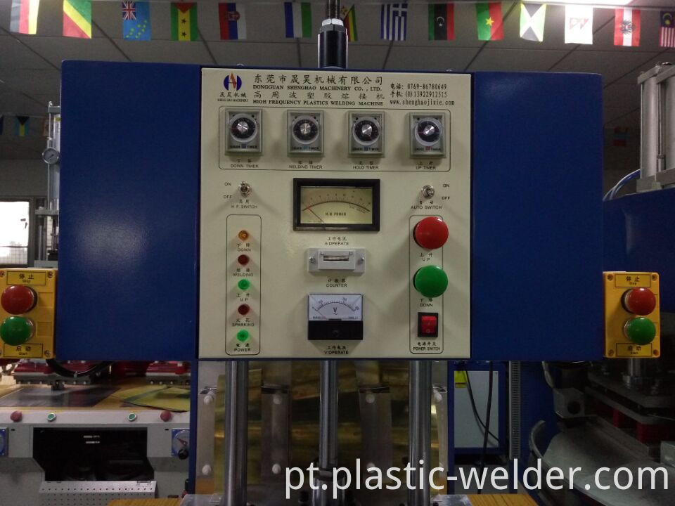 Cleat welding Machine