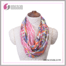 2016 Vintage Fresh Ladies Cotton Infinity Scarf (SNBL0199)