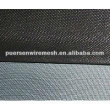80 mesh black wire cloth