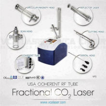 Scar removal pixel medical fractional co2 laser