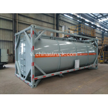Thùng chứa axit hydrochloric 20FT ISO