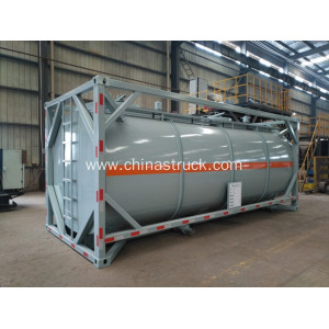 20FT ISO Hydrochloric Acid Tank Container