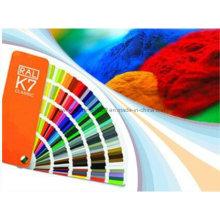 Revestimentos e tintas em pó termo-duráveis industriais