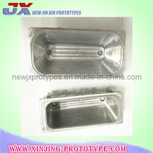 High Precision Aluminum CNC Milling Process Machining Service Customized Prototypes