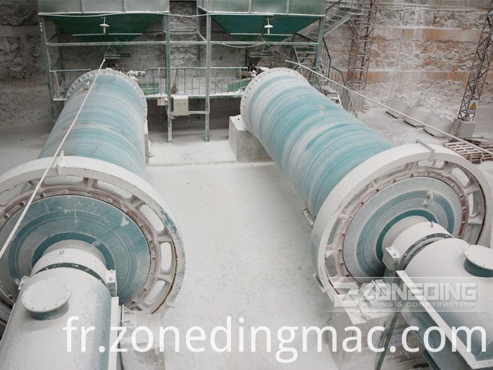 Vibrating Ball Mill