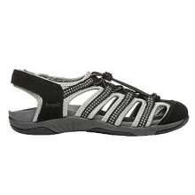 Go Outside Leather Sporty Style Sandals for Women
