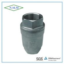 Válvula de Retenção de Tipo Vertical tipo Aço Inoxidável