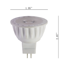 Keramik LED-Lampe MR 16 Niederspannungslampe