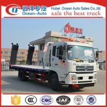 Dongfeng Kingrun camiones grúa de remolque usados