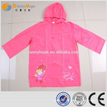 SUNNYHOPE PVC girls raincoats
