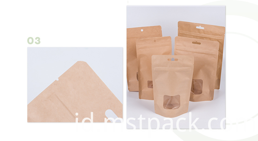 Resealable Stand Up Bags with Windows6