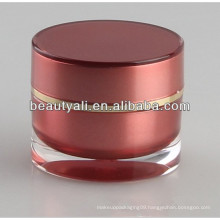 Plastic Acrylic Cosmetic Jar Wholesale