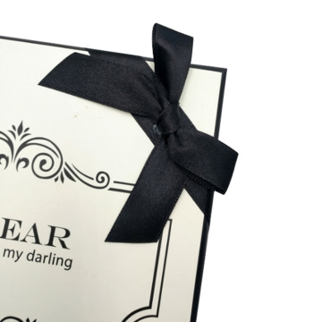Fancy Empty rigid Gift Gift Box