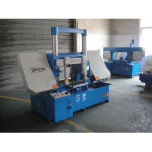Material Double Column Horizontal Band Sawing Machine