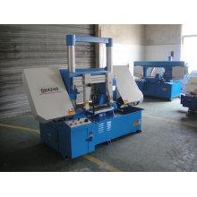Máquina de corte de fita horizontal de coluna dupla material
