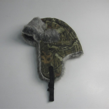 High Quality Camouflage Print Russia Hat