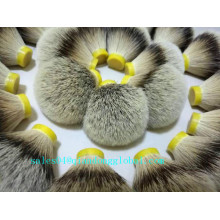 23 / 66mm Densité Silvertip Badger Hair Knot