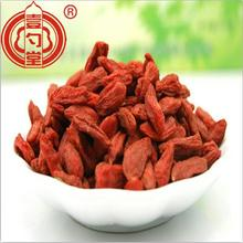 Baies de Goji rouges traditionnelles Superfood Ningxia