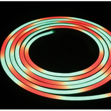 Digital 14.4W/M Full Waterproof IP68 Color Changing LED Neon Rope Light