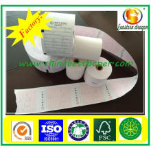Wholesale thermal paper rolls 80X80 thermal paper POS roll shrink wrapping China